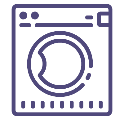 laundry icon - Amenities