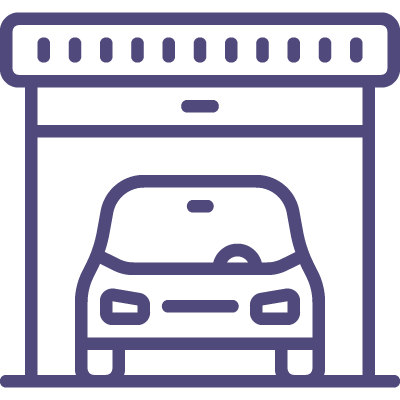 parking icon - Amenities