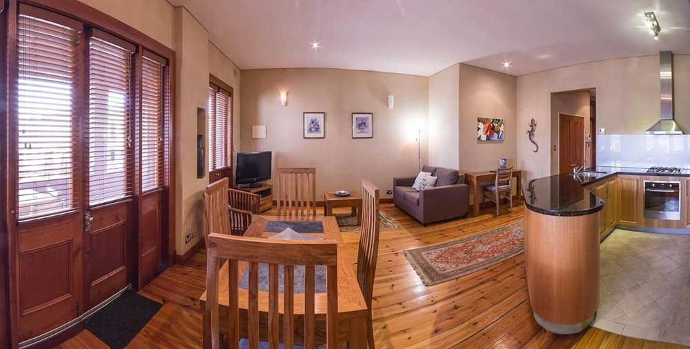 South Fremantle Accommodation With Us at the Rialto Apartments